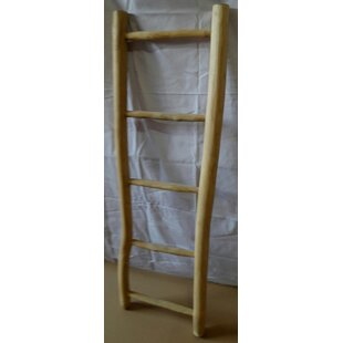 Wooden Straight Ladder