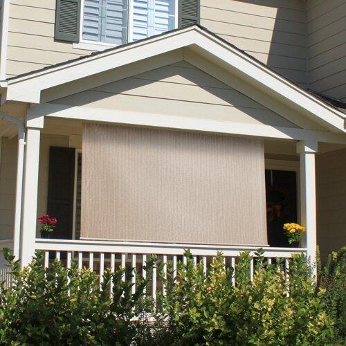 Keystone Fabrics Damon Outdoor Roller Solar Shade Reviews