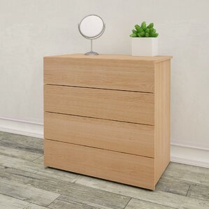 Lila 4 Drawer Chest by Ivy Bronx