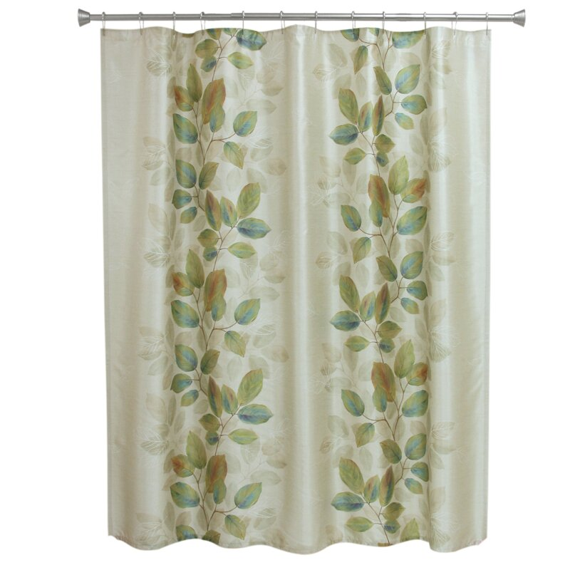 Trevino Jacquard Shower Curtain