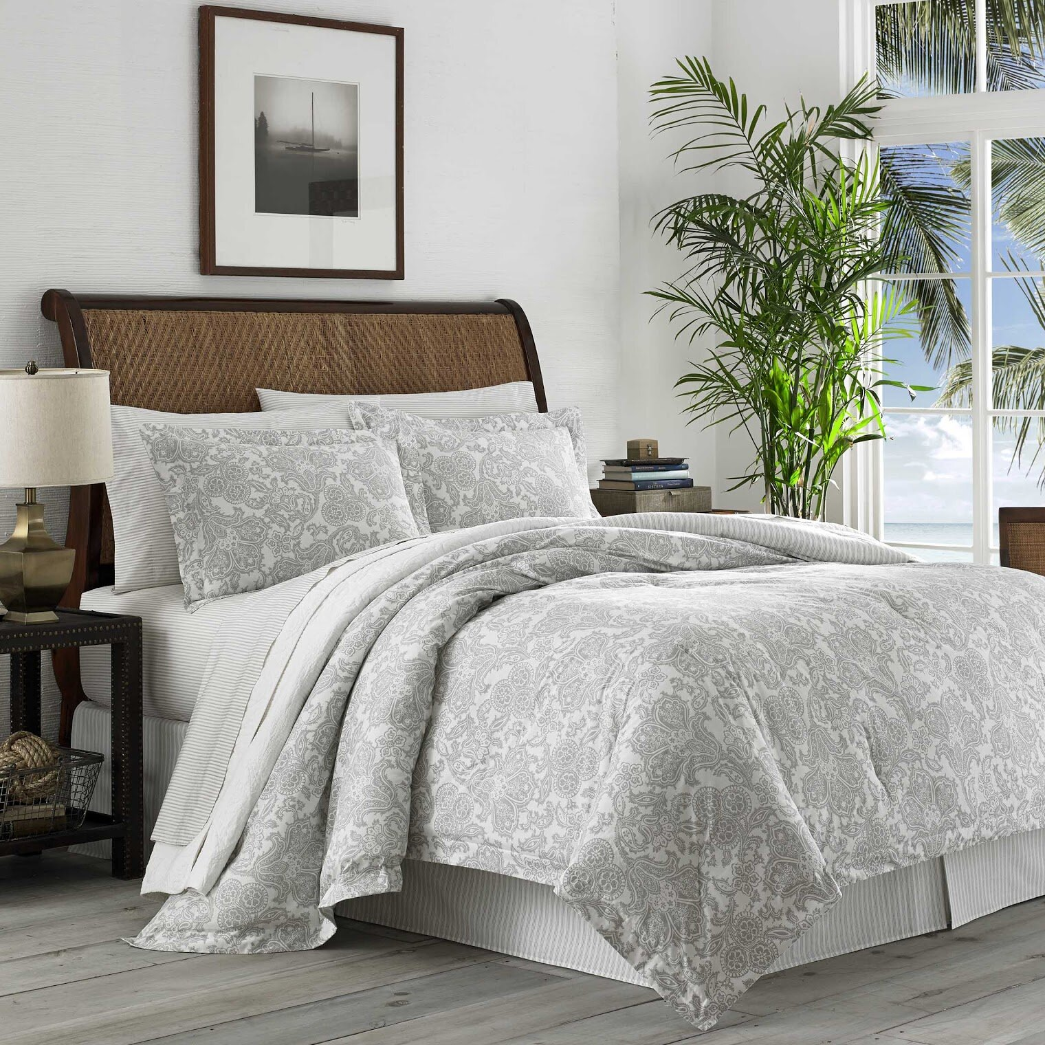 Tommy Bahama Home Island Memory 4 Piece Comforter Set By Tommy Bahama  Bedding | Wayfair