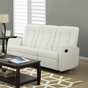 Bonded Leather Reclining S..