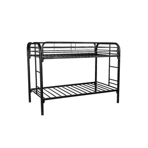Barnesville Twin Bunk Bed by Harriet Bee