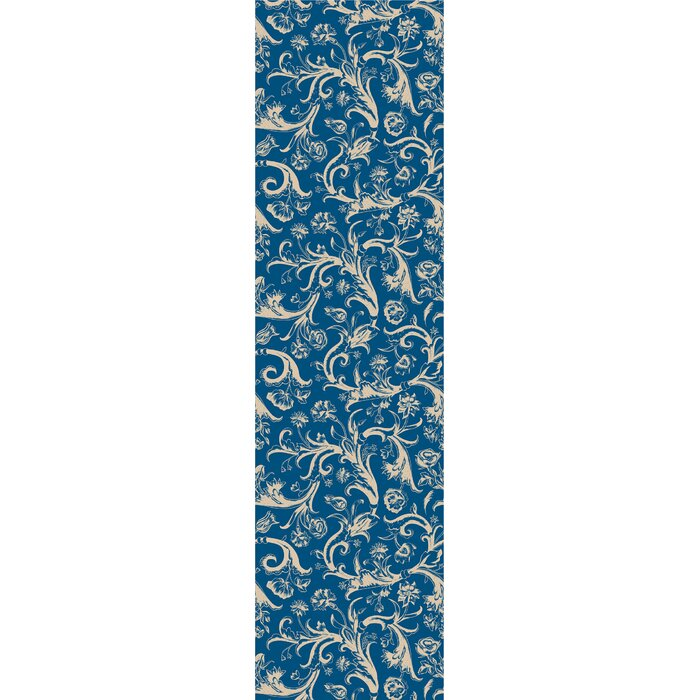 Yessenia Removable Flower 6 25 L X 25 W Peel And Stick Wallpaper Roll