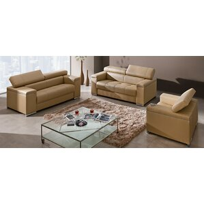 Silver Configurable Living Room Set by Dolmar
