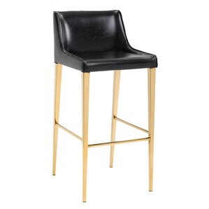 Lawrence Bar Stool by Sunpan Modern