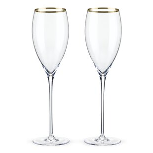 fb18acf1d22 Belmont™ Rimmed Crystal All Purpose Wine Glass (Set of 2)