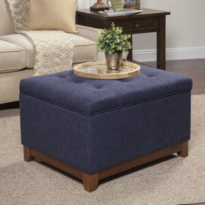 Nunnally Upholstered Storage Cocktail Ottoman Part 47