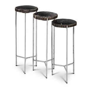 Kailey Banten 3 Piece Nesting Tables by Union Rustic
