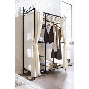 air 109cm clothes storage system