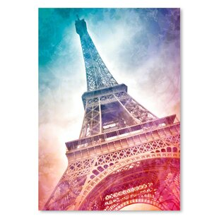 0d9b270326a Modern Art Paris Eiffel Tower Graphic Art