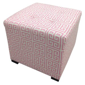 Pinky Chain Ottoman by Sole Designs