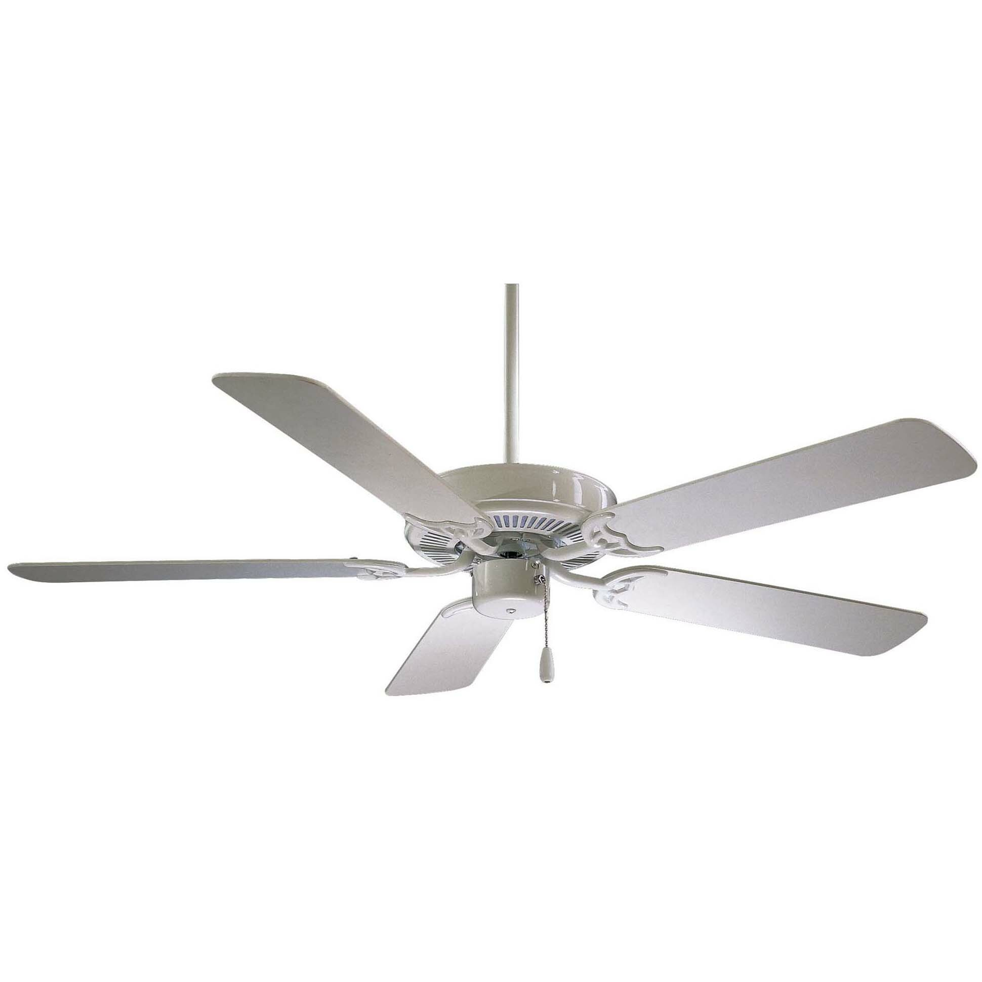 """Minka Aire 52"""" Contractor 5 Blade Ceiling Fan & Reviews"""