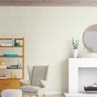 Rumfelt Confetti 16 5 L X 20 W Polka Dot And Stick Wallpaper Roll