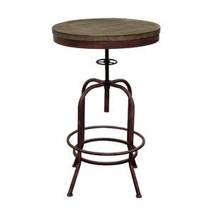 Fairfax Adjustable Height Pub Table by Diamond Sofa