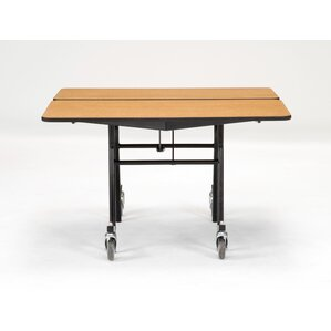 Square Cafeteria Table