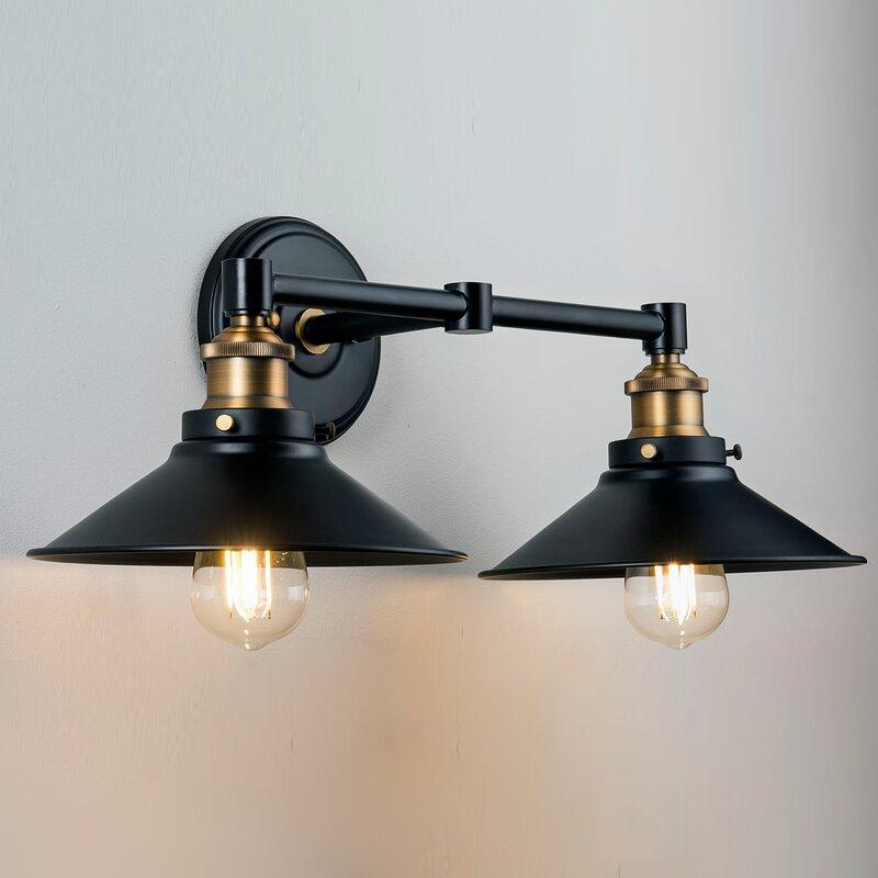 Trent Austin Design Acquah 2 Light Vanity Light Amp Reviews