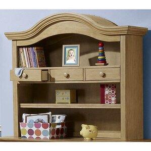 Century Dresser Hutch by Sorelle