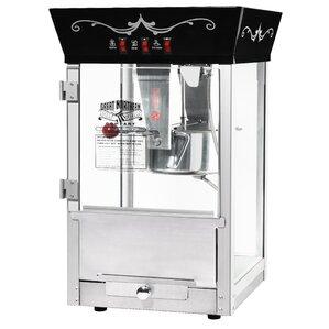 matinee movie 8 oz antique popcorn machine