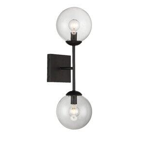 Bendooragh 2-Light Wall Sconce