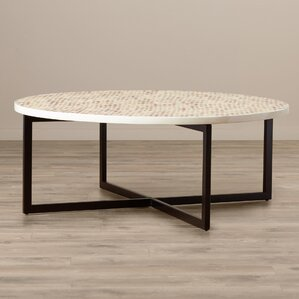 Edinburgh Coffee Table by Mistana