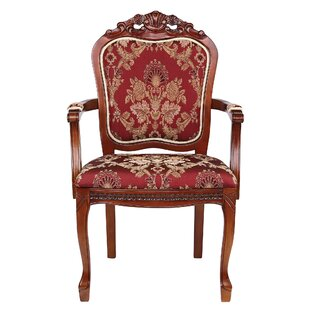 Good Crown Hill Baroque Armchair