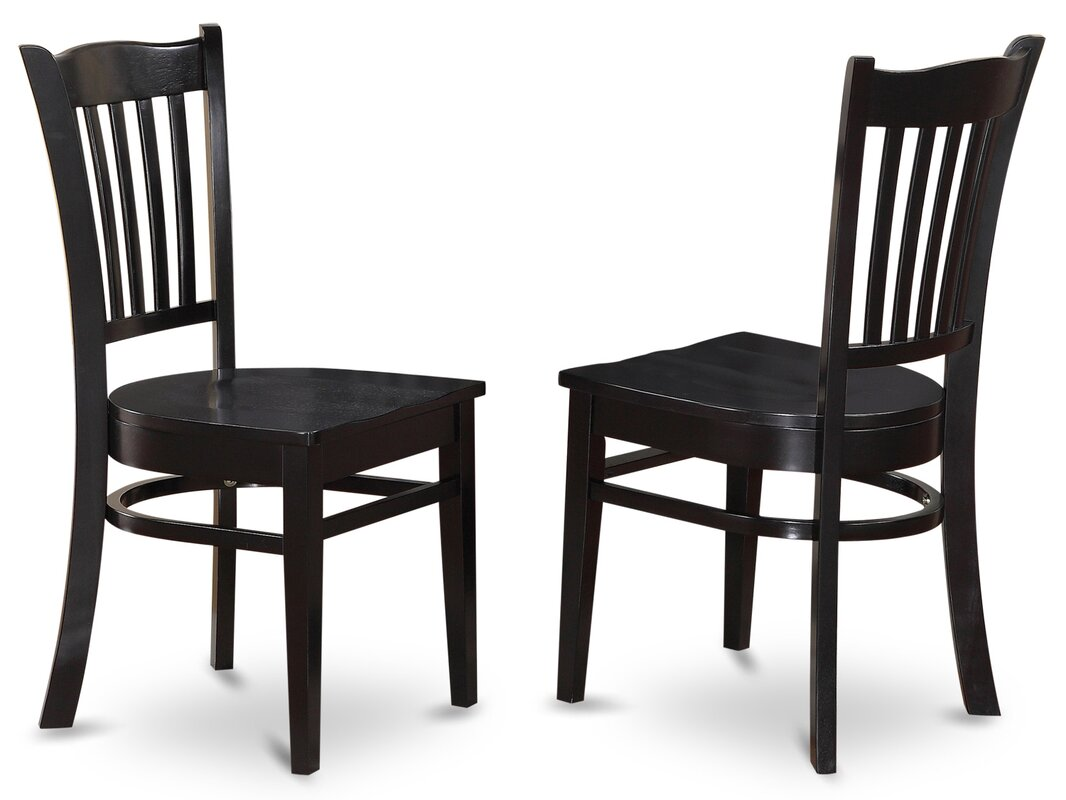 Langwater Solid Wood Dining Chair & Reviews | Joss & Main