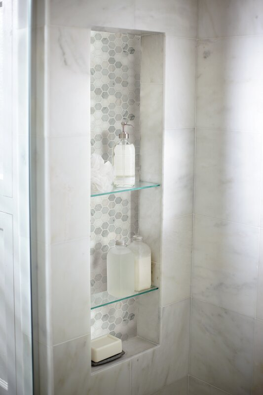 Tile Shower Niche Ideas The Tile Home Guide