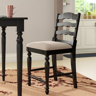 Matte Black Counter Stool | Wayfair