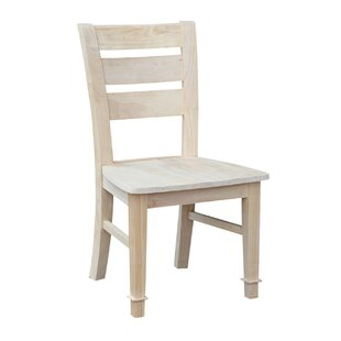 Atlantic Solid Wood Dining Chair (Set of 2)