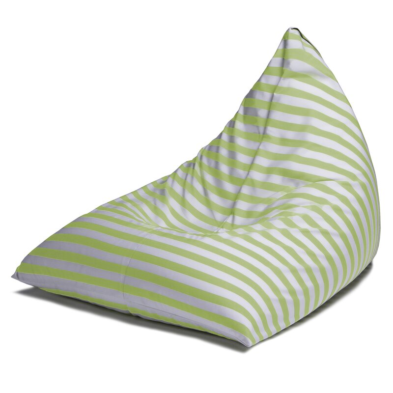 default_name - Jaxx Twist Outdoor Bean Bag Chair & Reviews Wayfair