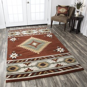 Owen Hand woven/Tufted Wool Area Rug