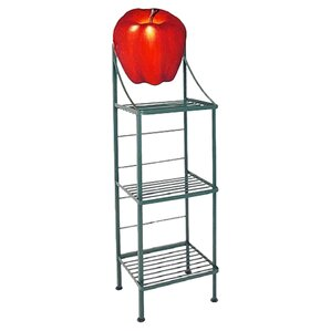 Apple Baker's Rack by Grace Collection