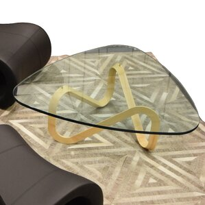 Libra Triangle Coffee Table by Kubikoff