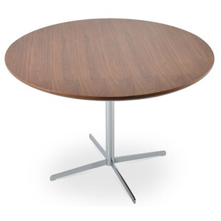 Kerveen Solid Wood Dining Table