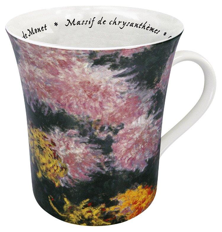 Art Les Fleurs Chez - Les Peintres Monet Mug