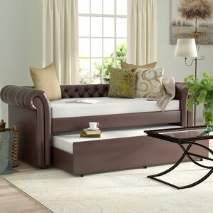 Jeffersonville Daybed with Trundle by Three Posts