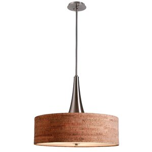 haugland 3light drum pendant