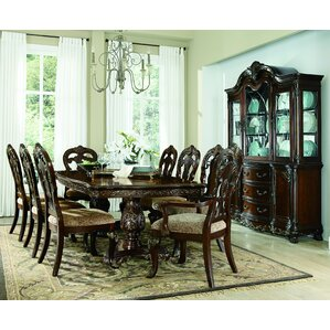 Dining Room Table Set For Dinner 9 piece dining sets you'll love | wayfair