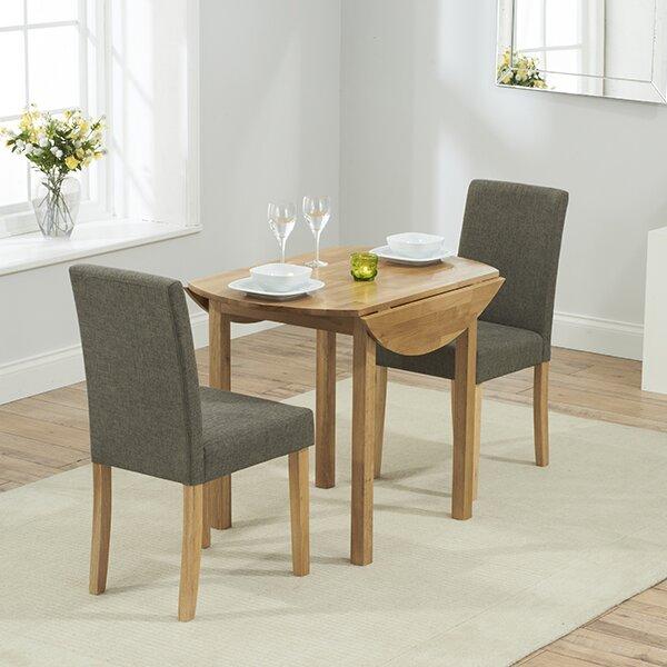 sommerallee essgruppe rory mit ausziehbarem tisch und 2 st hlen bewertungen. Black Bedroom Furniture Sets. Home Design Ideas