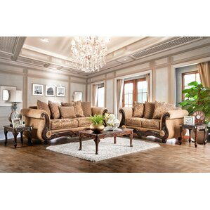 Chenille Living Room Sets You\'ll Love | Wayfair