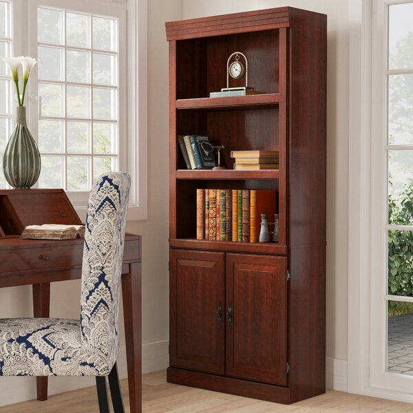 Darby Home Co Clintonville Standard Bookcase Amp Reviews