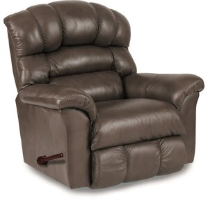 Crandell Leather Recliner  sc 1 st  Wayfair & Leather Recliners Youu0027ll Love | Wayfair islam-shia.org