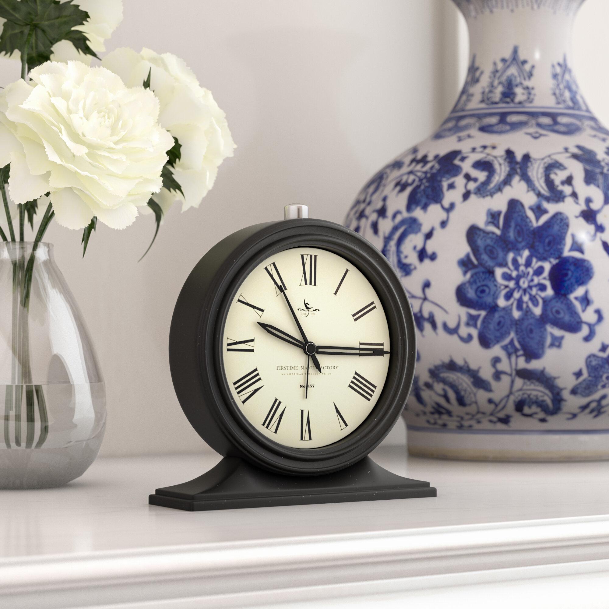 Bon Charlton Home Tabletop Clock U0026 Reviews | Wayfair