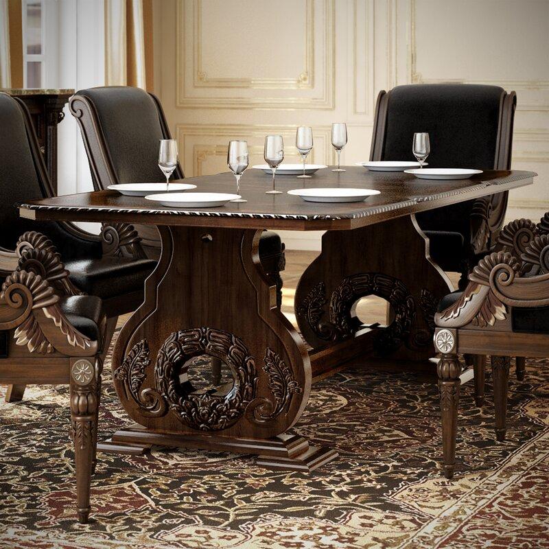 Astoria Grand Chirk 9 Piece Dining Set & Reviews | Wayfair