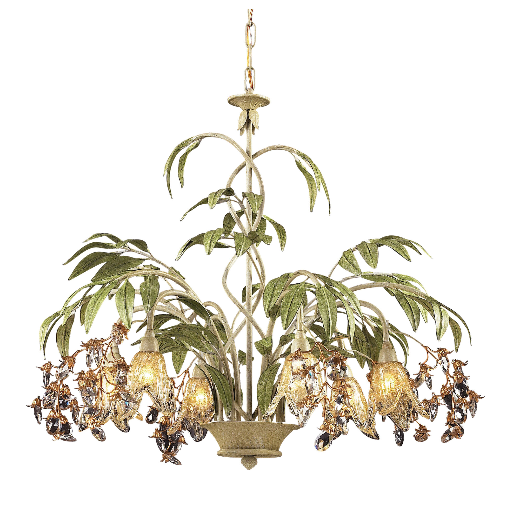 light liana style orb usa chandelier fixture ball pendant luxe product vine hand in made