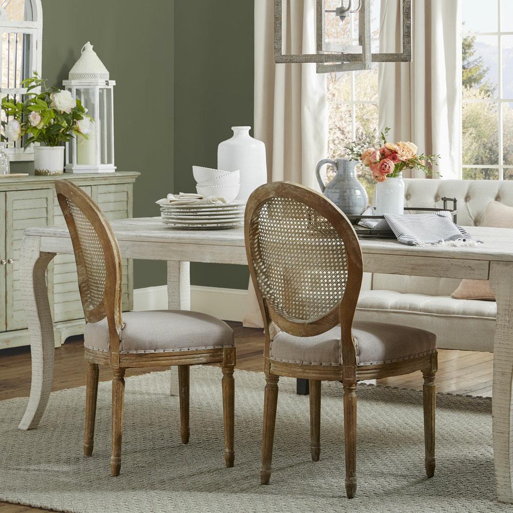 Cottage kitchen dining furniture