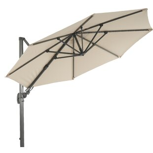 Chichester 2.9m Cantilever Parasol by dCor design