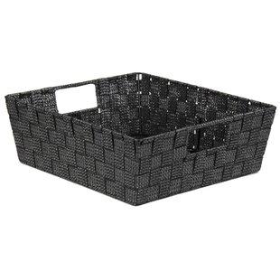 Rustic Storage Boxes, Bins, Baskets U0026 Buckets Youu0027ll Love | Wayfair