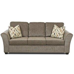 Salina Sofa by Klaussner Furniture